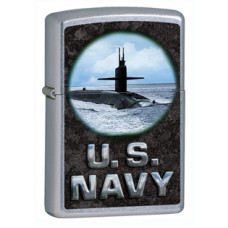 US Navy Submarine Lighter - by  Zippo