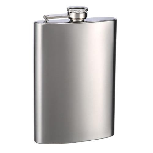 KeViBuy 8oz Stainless Steel Hip Flask For Liquor Leakproof