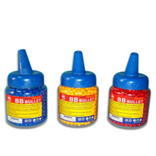 Small Airsoft Soft BB Ammo Refill
