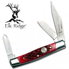 Textured Trapper Pocket Knife