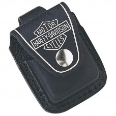 Harley Davidson Leather Lighter Pouch