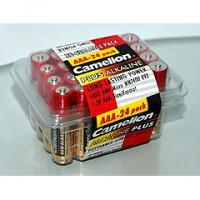 AAA Alkaline Batteries, 24 Pack