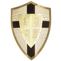 Leo the Lion Heart Replica Shield