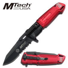 Tactical LED Fire Fighter Knife