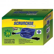 25' Portable Scrunchie Garden Hose