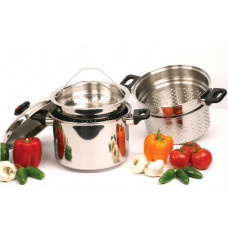 8qt Stainless Steel Spaghetti Cooker