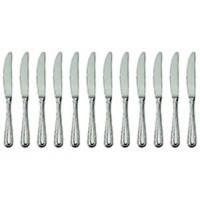 12 Stainless Steel Dinner Knives
