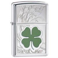 Four Leaf Clover Lighter