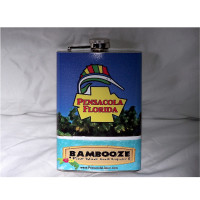 Promotional 8oz Flask for Advertising