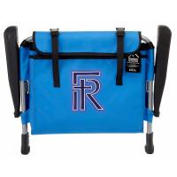Personalized Custom Blue Stadium Chair