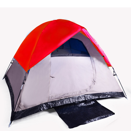 3 Man C&ing Tent ... & Barton Outdoors - our it may say 3 man tent but who needs a third ...