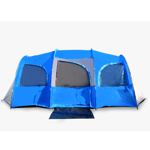 ... 10 Person Tent for C&ing Red or Blue ...  sc 1 st  CKB Products & 10 Person Camping Tent by Barton Outdoors