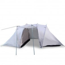 Camping Tent with Two Rooms