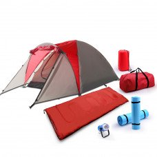 2 Person Camping Gear Set -  7 Pieces