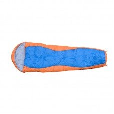 Sleeping Bag Available in Blue/Orange or Pink/Gray