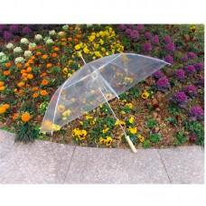 """48"""" Clear Umbrella"""