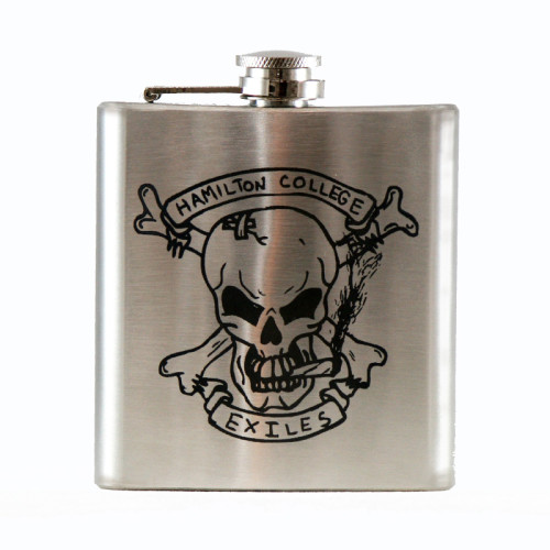 Personalised 6oz Hip Flask Birthday Mother/'s Day Wedding Favour Engraved FREE
