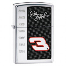 Dale Earnhardt Personalized Zippo Lighter