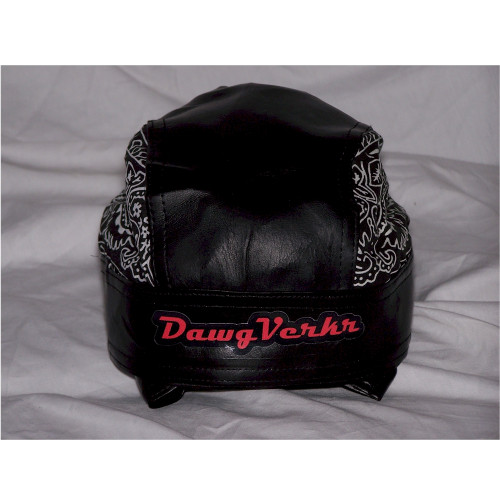 Buy Personalized Cotton Motorcycle Skull Caps And Doo Rags