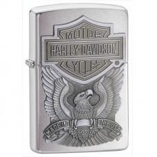 Harley Davidson Eagle Zippo