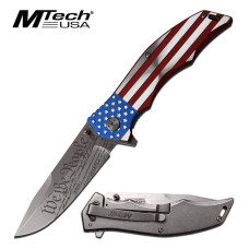 American Flag Knife
