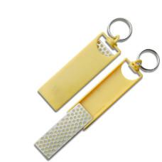 On The Go Key Ring Knife Sharpener