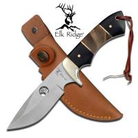 Fixed Blade Hunting Knife by Elk Ridge