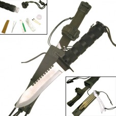 10.5 inch Survival Knife