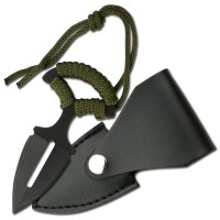 2.5 Inch Fixed Blade Push Knife