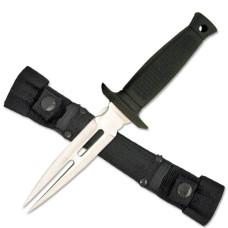Fixed Blade Knife with Nylon Sheath