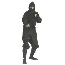 Authentic Ninja Uniform, Black