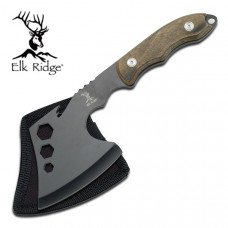 Elk Ridge 10.5 in Black Stainless Steel Axe