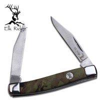 Dual Blade Pocket Knife