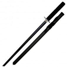 All Black Stealth Ninja Sword