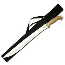 25 Inch Machete with Sheath