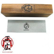 Sharpening Stone For Swords with Wooden Case