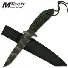 Fixed Blade Knife by Mtech USA