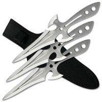 Miniature Sword Throwing Knife Set