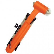 Emergency Rescue Hammer - EMS Orange