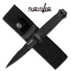 Survivor Series - Boot Knives with Nylon Sheath