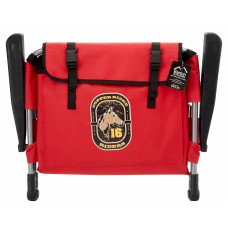 Personalized Red Stadium Chair