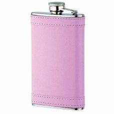 Pink 6oz Flask for the Ladies