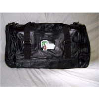 Promotional Leather Tote Bag with Your Company Logo