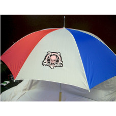 Custom Print Red/White/Blue Umbrella