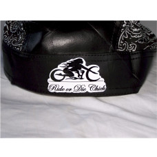 Personalized Motorcycle Skull Cap