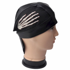 Skeleton Hands Skull Cap
