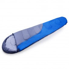 Mummy Style Sleeping Bag, Assorted Color Combinations