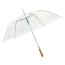 "48"" Clear Umbrella"