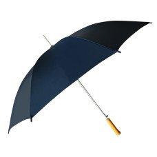 "48"" Navy Auto Open Umbrella"