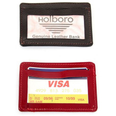 Slim Line Credit Card Wallet
